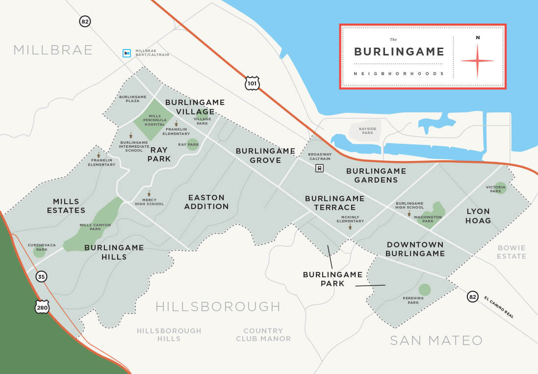 Burlingame Community, Burlingame Realtor, Burlingame Homes for Sales