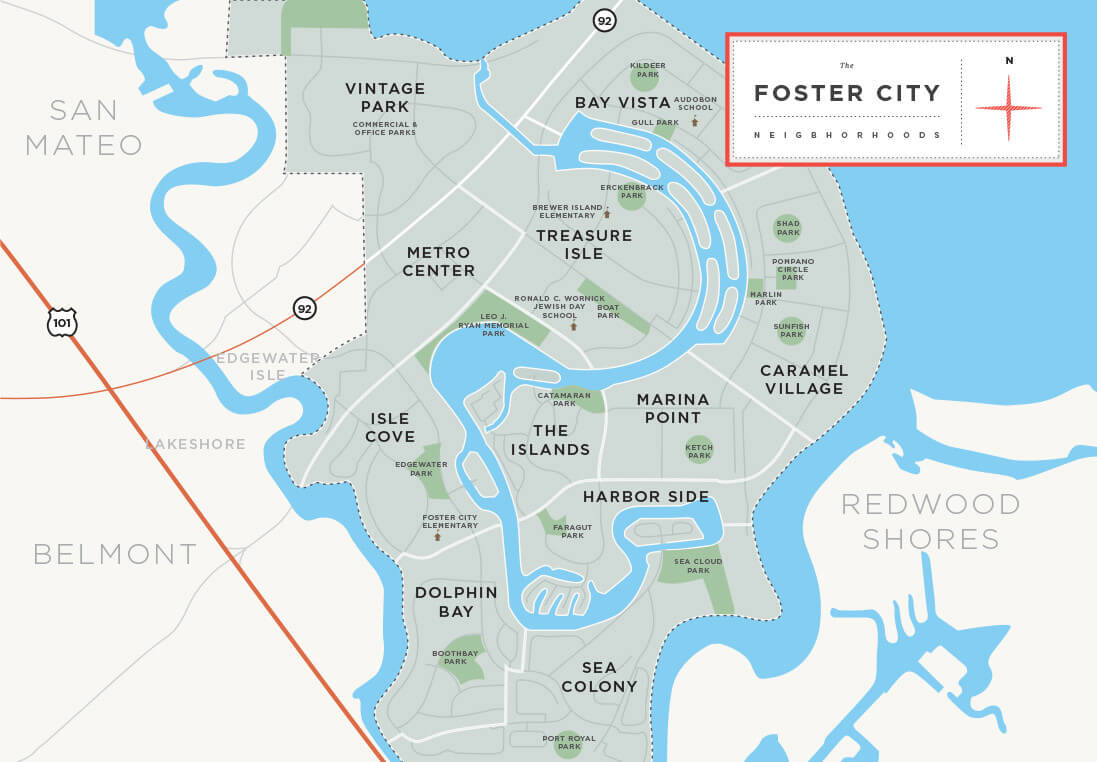 Foster City Community, Foster City Realtor, Foster City Homes for Sales