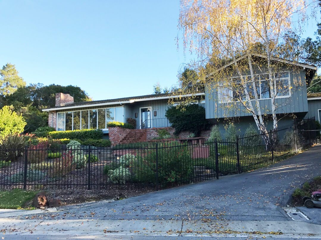 615 Pullman Road, Hillsborough, CA