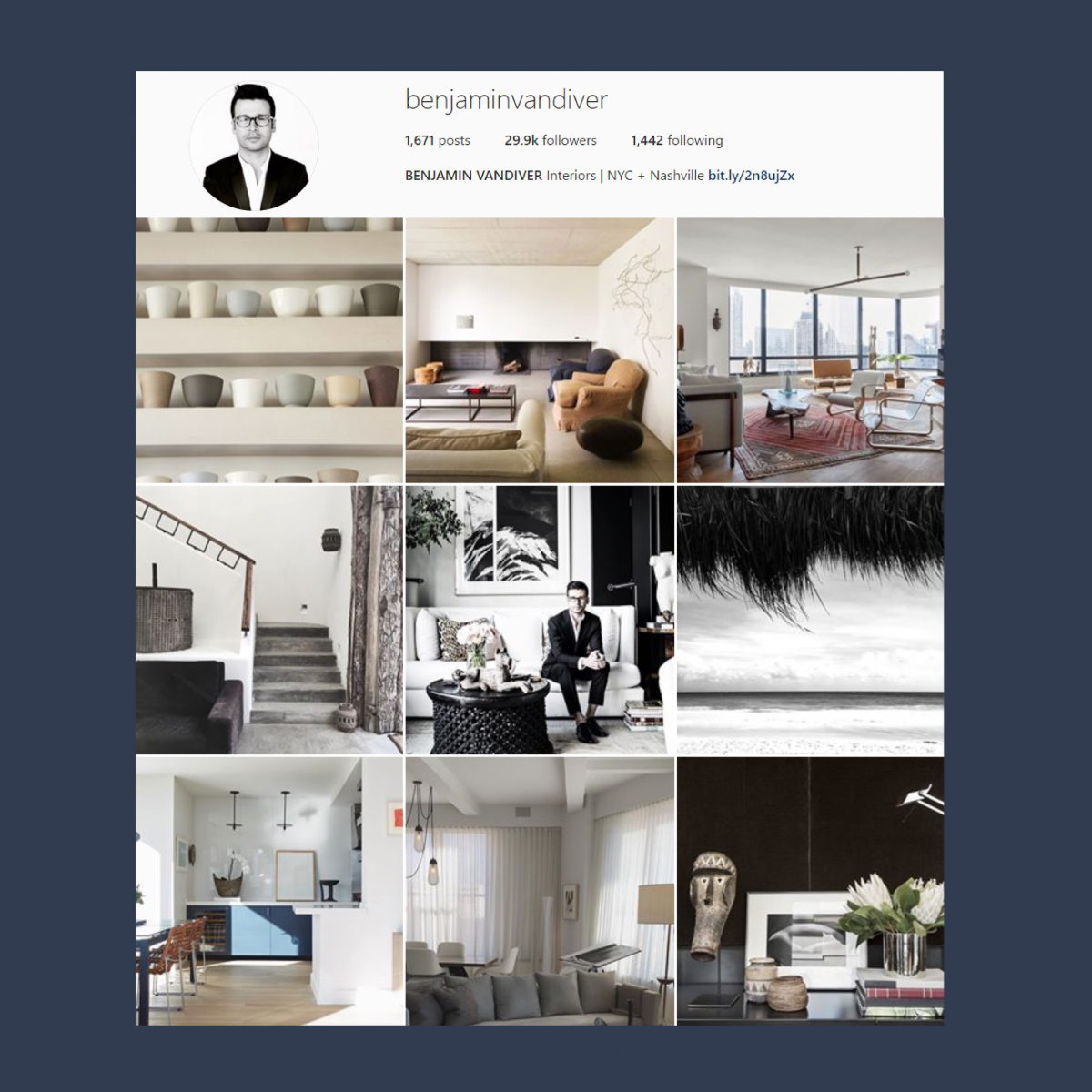 5 Interior Design Instagram Accounts You Should Follow